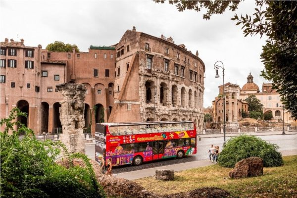 HOP ON HOP OFF ROMA ITALY